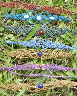 Bracelets macramé Coco