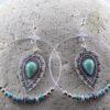 créoles houttes amérindiennes turquoise
