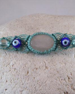 Bracelet Enora Quartz Rose Turquoise