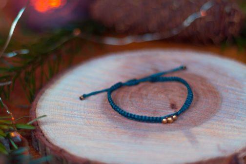bracelet paracorde fin