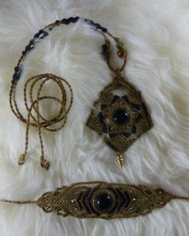 Onyx Old Bronze Noir